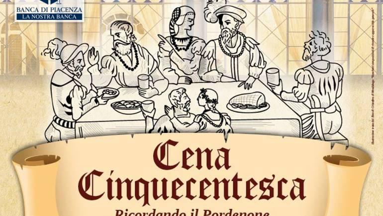 Sixteenth-century Dinner