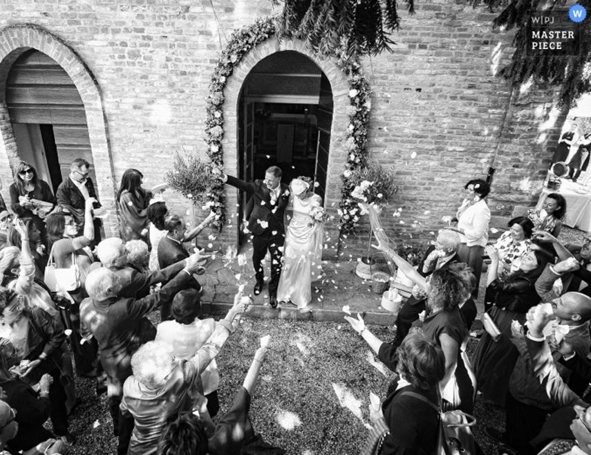 A picture taken at Villa Castello Torrazzetta wins an international photography award